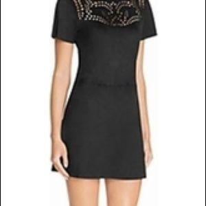 Sanctuary Black Cutout Dress Size Small NWT